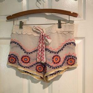 Letarte Hand Made Beach Shorts